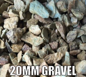20mm or 20-40mm Gravel delivered for $300 Carindale Brisbane South East Preview