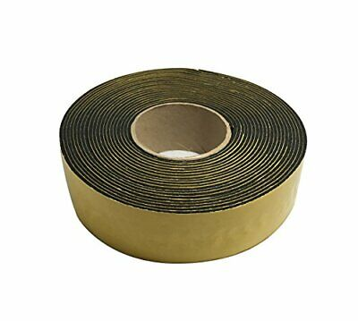 Frost King It308 2 X 1830 Rubber Insulation Tape Black