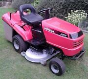 Ride on Mower