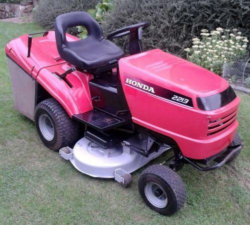 Ride On Mower Ebay