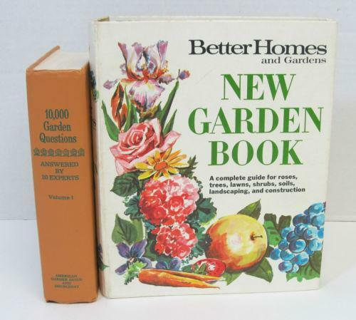 10 000 garden questions books ebay for Gardening questionnaire