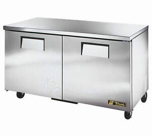 Coolers and Freezers Both Walk In and Under Counter