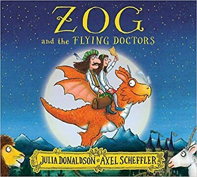 BEST Zog And The Flying Doctors Review Praise For A Gold Star For Zog A New GIF