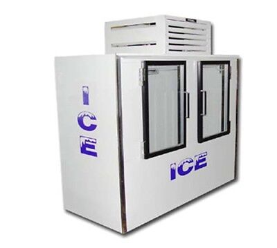 Fogel Icb-2-gl 76 Indoor Ice Merchandiser Bagged Ice