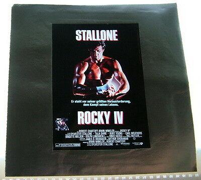 Stallone ROCKY IV  original Dia color von 1985 online kaufen