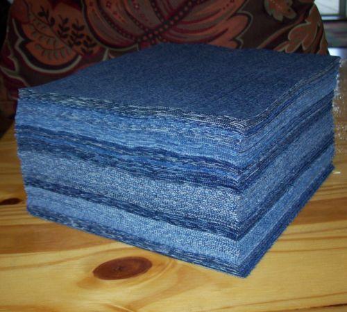 Blue Jean Quilt Ebay