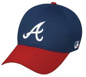 1898a425fe4 Atlanta Braves Hat Flex