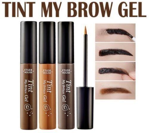 Etude House Tint My Brows Gel 5g Peel off  Korea Cosmetics U