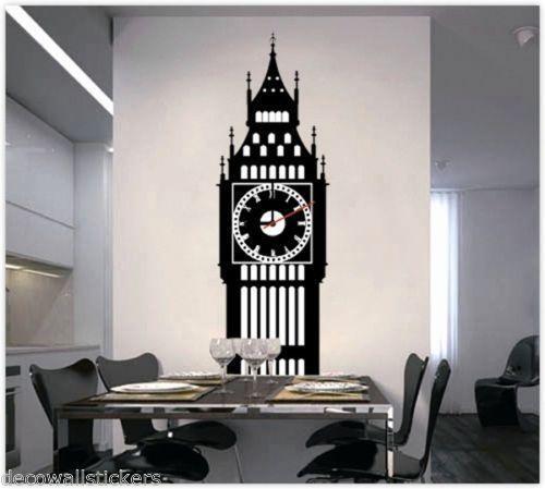 big ben wall clocks
