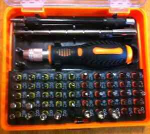 precision multi tool set Cambridge Kitchener Area image 1