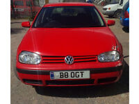 Volkswagen Golf 1.9 TDI S *BARGAIN!!!* not Clio punto yaris bora focus fiesta sdi tid