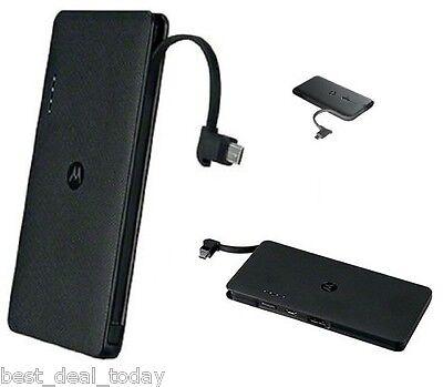 Oem Motorola P4000 Portable Universal Power Battery Pack Rapid Charger 4000MAH Motorola Oem Portable Charger