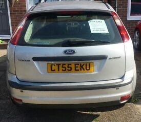 BARGAIN!! 2005 Ford Focus Sport 1.6 Semi Auto