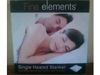 Electric Blanket Single NEW REDUCED