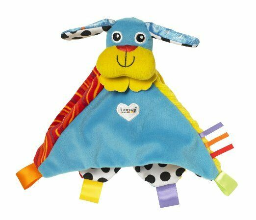Lamaze Pippin The Puppy Baby Blanket - NEW