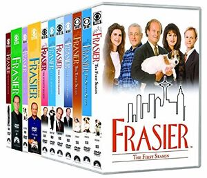 FRASIER-The complete DVD series 1 to 11 / 1993-2004