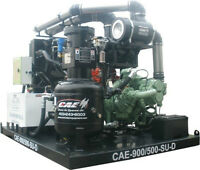 TWO (2) -  New Built Two Stage High Pressure Air Compressor