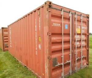 Steel Storage Containers / Sea Containers