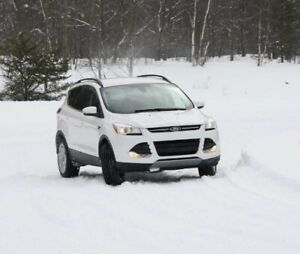 2015 Ford Escape EcoBoost 4WD