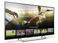 Sony kdl-32w705b 'smart led tv with built in WiFi and Freeview HD & 1080p stunning chrome stand
