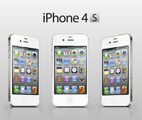 IPHONE 4S  - 16 GB  - COLOR WHITE  - EXCELLENT CONDITION