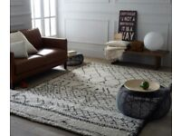 Berber rug - pick up from Fulham only