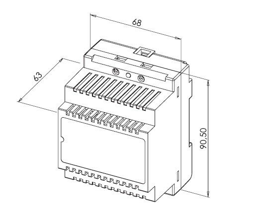 fingerprint t rsprechanlage mit 7 monitor eur 309 00 picclick de. Black Bedroom Furniture Sets. Home Design Ideas