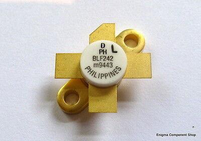 Genuine Philips Blf242 N-channel Rf Mosfet. Hf Vhf. Uk Sellerfast Dispatch
