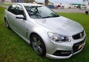 2014 Holden Commodore VF MY14 SV6 Silver 6 Speed Sports Automatic Sedan Berrimah Darwin City Preview