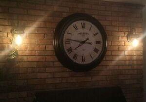 2x Kichler Brinley Olde Bronze 1-light Wall Sconces Kitchener / Waterloo Kitchener Area image 1