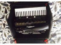 Roland fr 7x accordion... 07548 612610