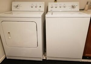 Kenmore washer dryer mint condition delivery available