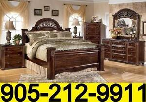 Warehouse clearance sale Ashley bed sets from $799