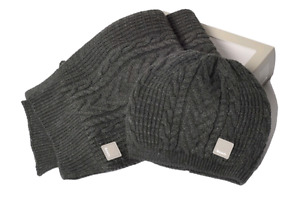 Bench Men's Winter Hat & Scarf *NWT*