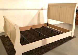Sleigh bed - Double