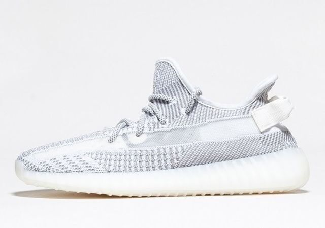 c756415dc YEEZY BOOST 350 V2 Static Non- Reflective
