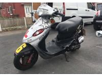 2002 Sym dd 50cc moped spares repair