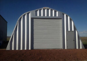 40' x 90' - 19' high all steel material for storage shed or barn