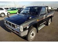 1990 NISSAN DATSUN PICKUP 4X4 RETRO 90'S RS XR RECARO PICK UP RIDE