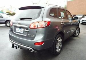 2012 Hyundai Santa Fe CM MY12 Highlander Grey 6 Speed Sports Automatic Wagon Lilydale Yarra Ranges Preview