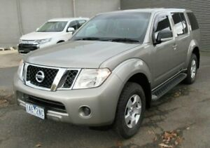 2012 Nissan Pathfinder R51 MY10 ST Brown 5 Speed Sports Automatic Wagon Lilydale Yarra Ranges Preview