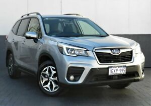 2019 Subaru Forester S5 MY19 2.5i-L CVT AWD Silver 7 Speed Constant Variable Wagon Maddington Gosnells Area Preview