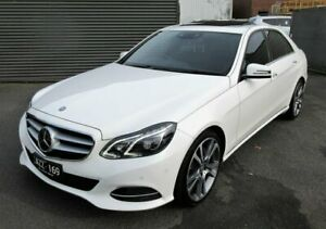 2013 Mercedes-Benz E-Class W212 MY13 E250 7G-Tronic + White 7 Speed Sports Automatic Sedan Lilydale Yarra Ranges Preview