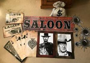 WILD WEST Western Party Props! Clarence Park Unley Area Preview