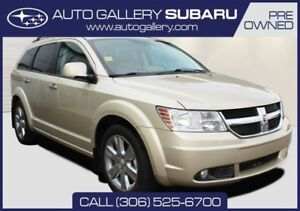 2010 Dodge Journey R/T | AWD | FULLY LOADED | LEATHER | NAVIGATI