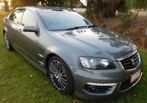 2011 Holden Special Vehicles Senator E Series 3 Signature Grey 6 Speed Sports Automatic Sedan Hidden Valley Darwin City Preview