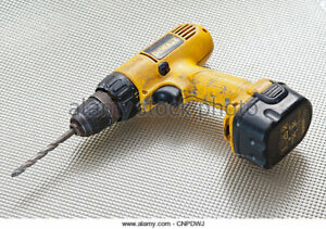 Looking for Broken or Tired Cordless Drills