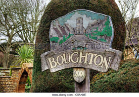 furnished double room to rent including all bills in boughton village