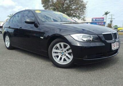 2005 BMW 320i E90 Steptronic Black 6 Speed Automatic Sedan