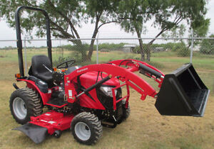 2017 Mahindra eMAX22 4x4  - Worlds #1 Selling Tractor Brand!